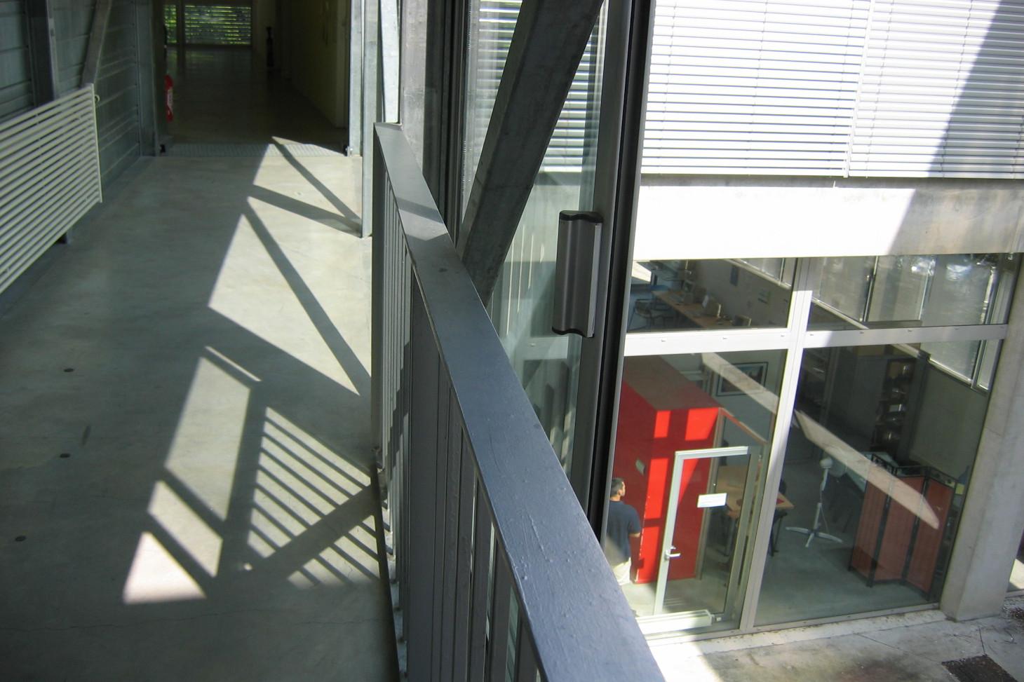 interieur passerelle