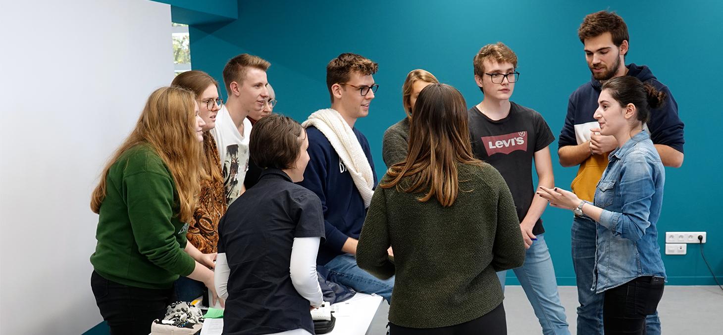 Le procès de Galilée rejoué à l'université par les étudiants d'histoire